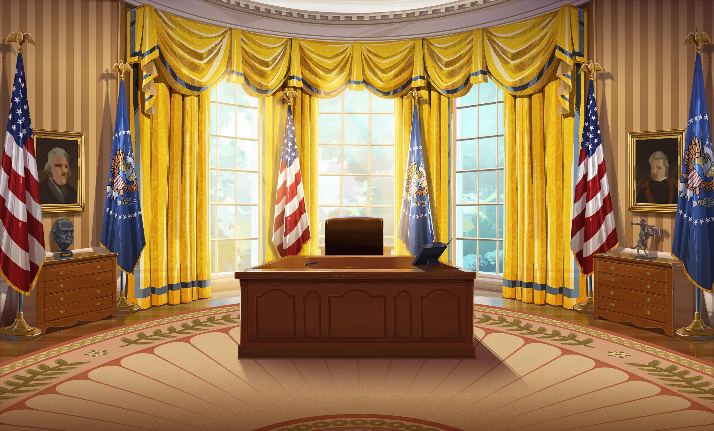Our Cartoon President -