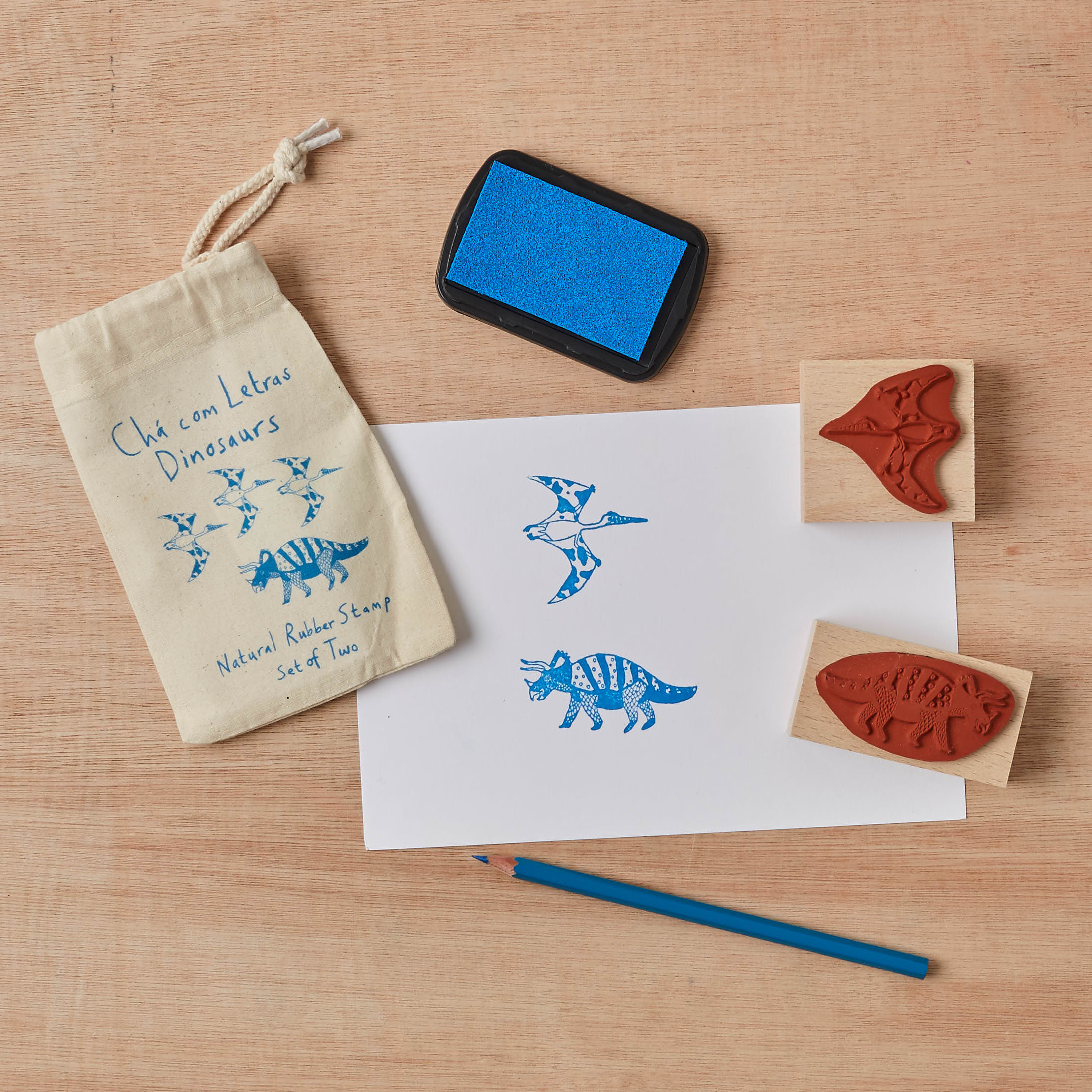 Dinosaurs rubber stamps singles from £3.jpg
