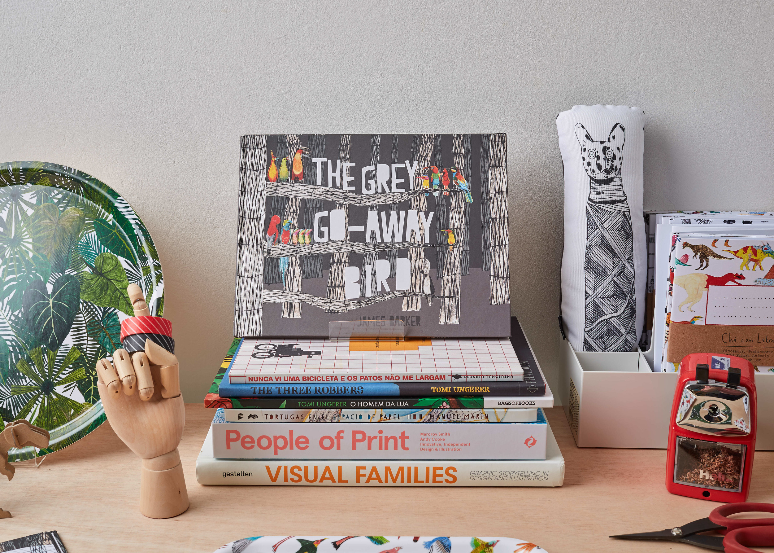 The Grey Go-Away Bird Pic Book NOW £4.jpg