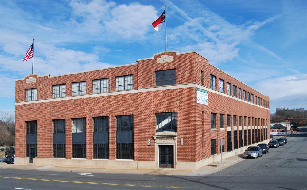 Boxer Building