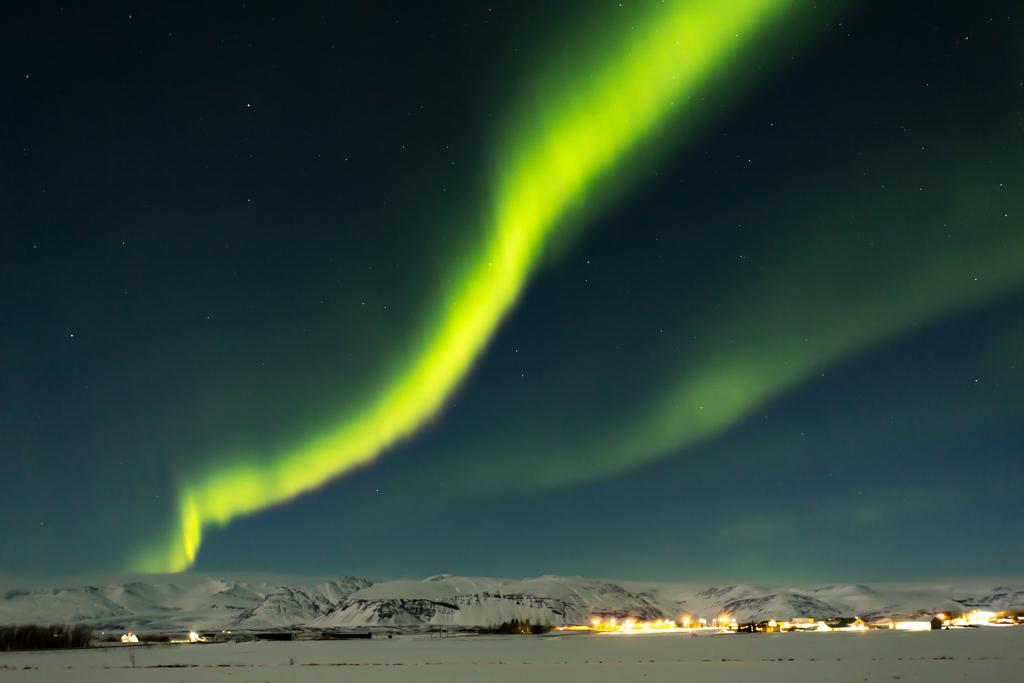 November, 2016: Winter Magic in Iceland