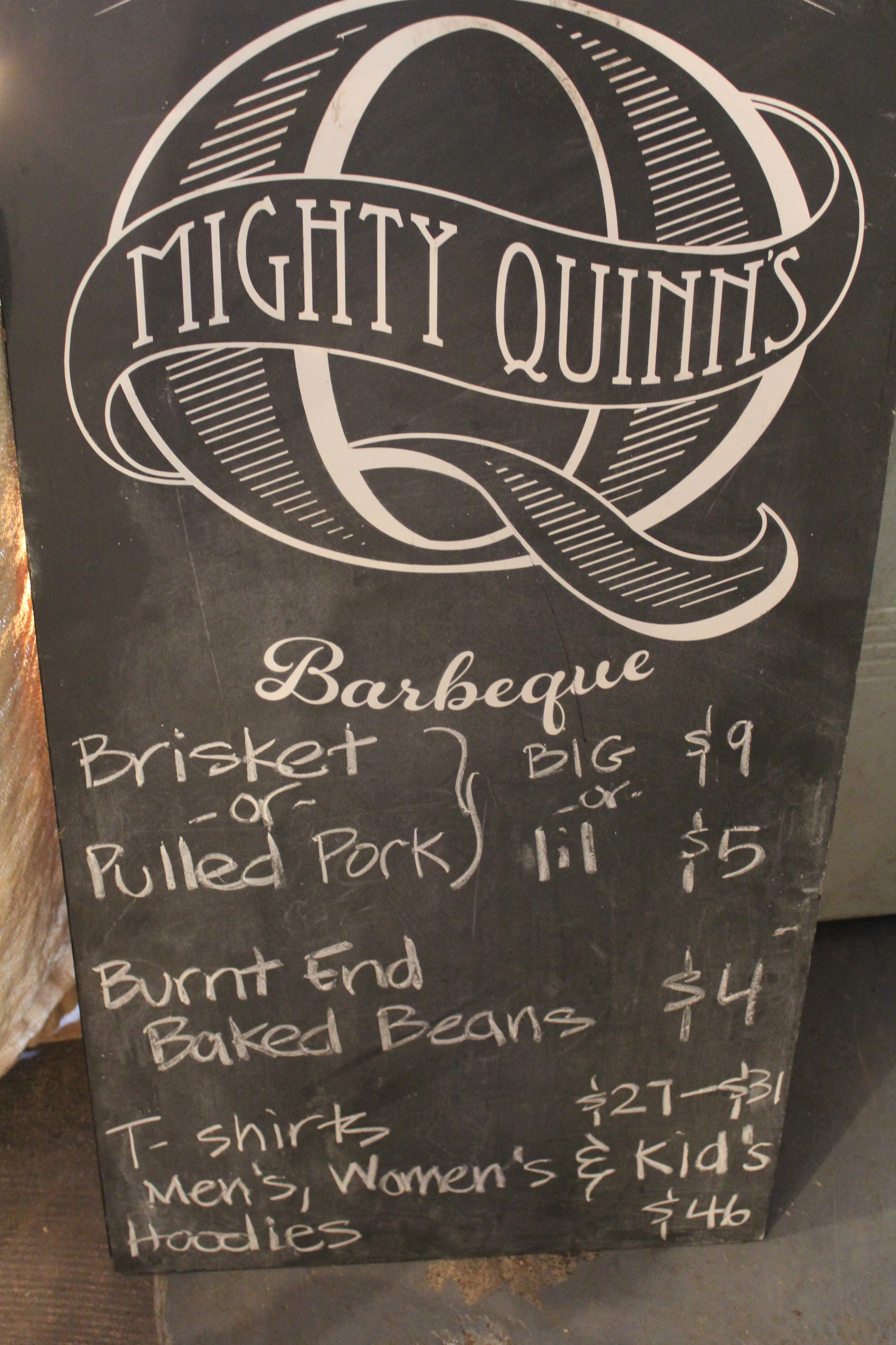 Mighty Quinns