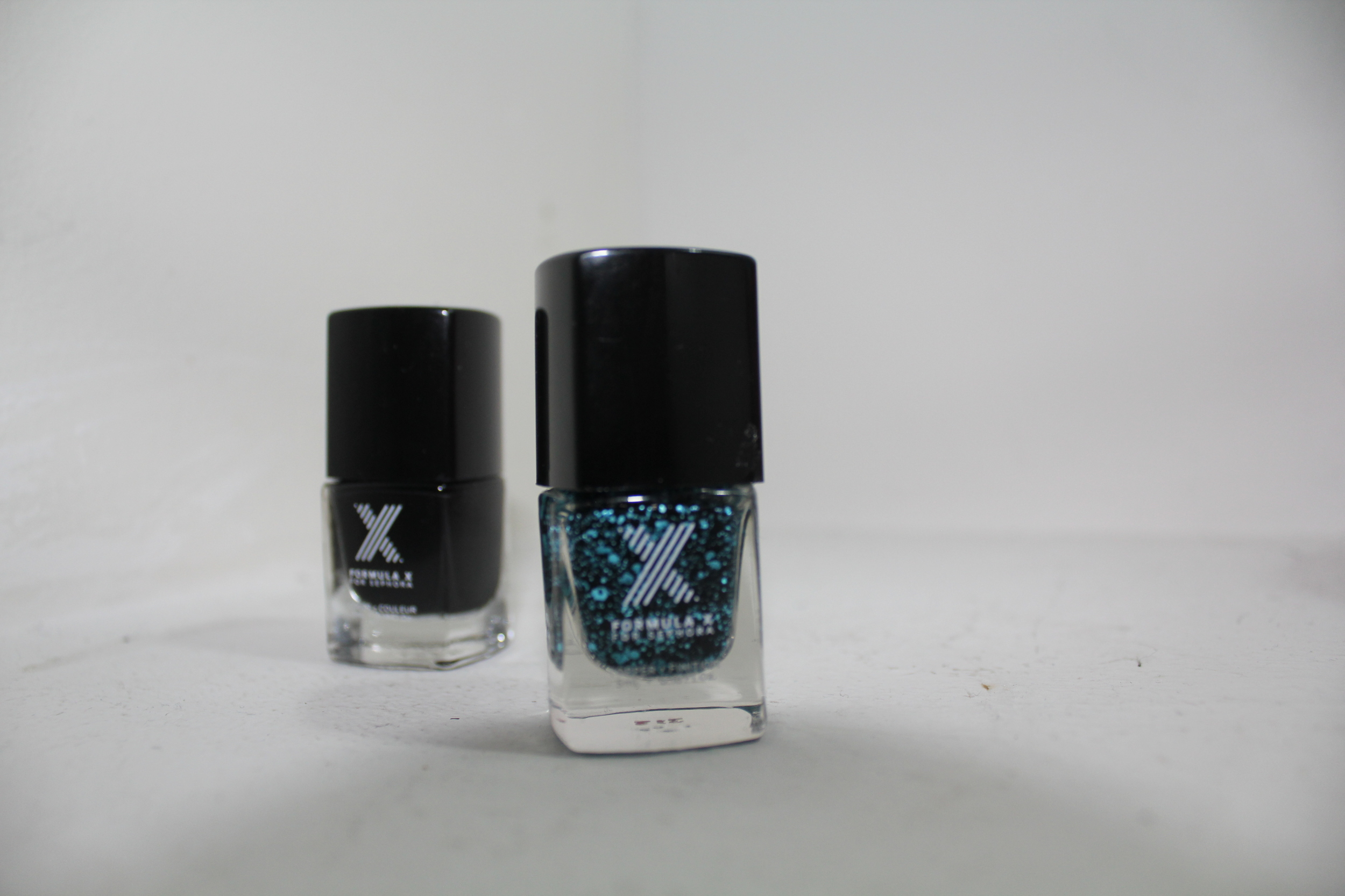 Formula X by Sephora nail polishes