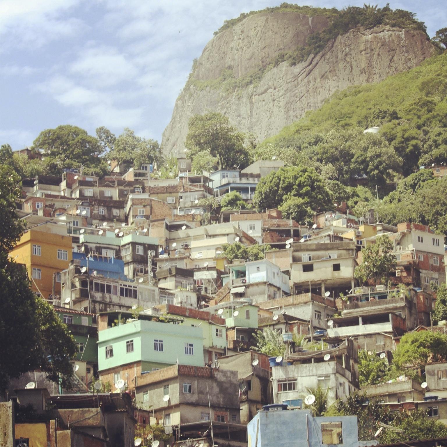 Rocinha favella