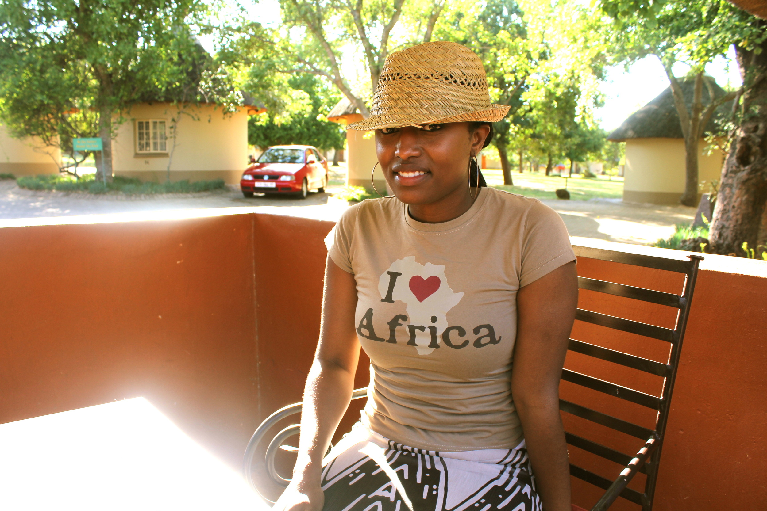 Me in South Africa