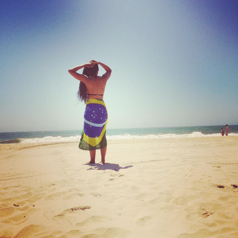 Me in the Hamptons (USA)
