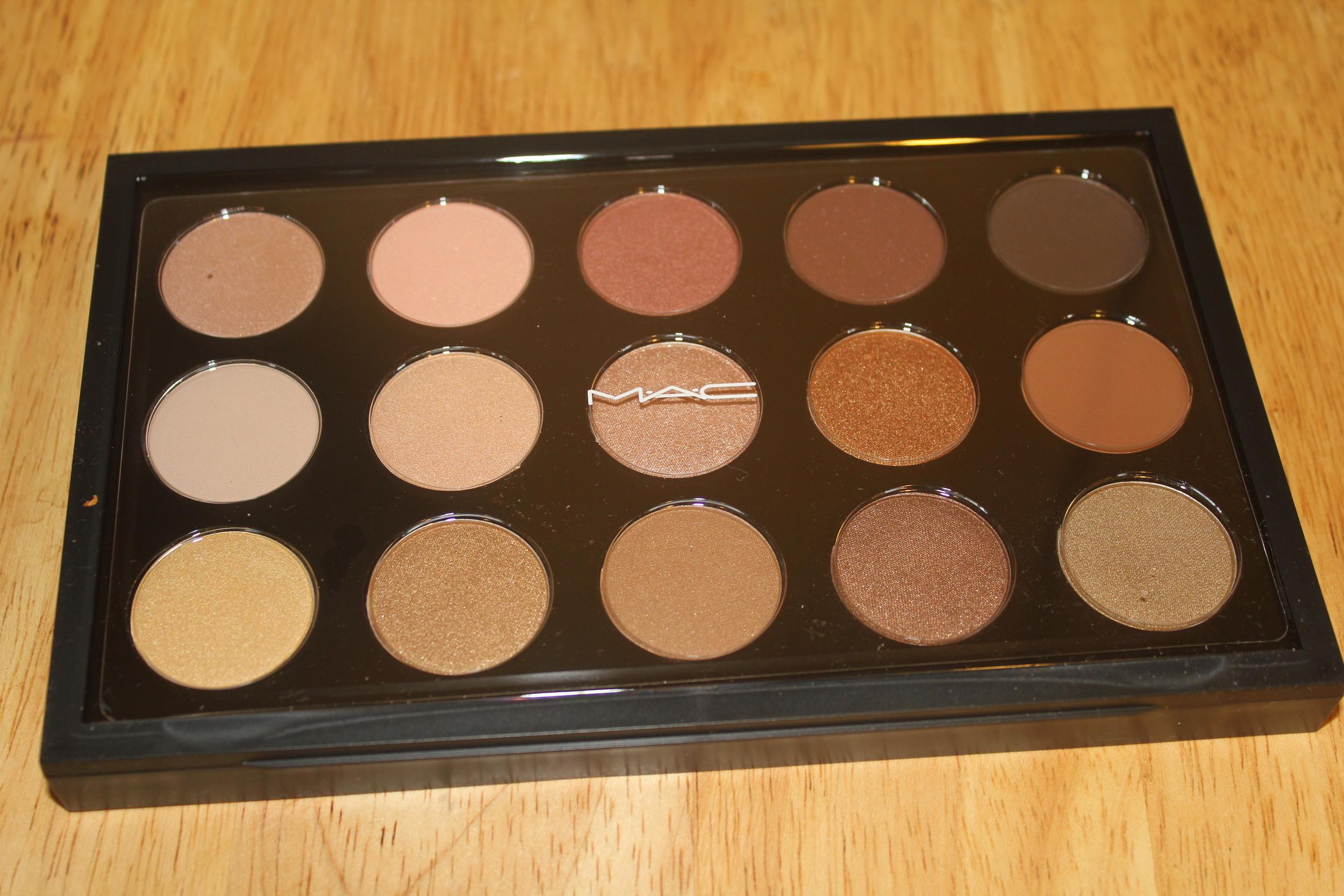 Warm Neutral Palette by MAC Cosmetics