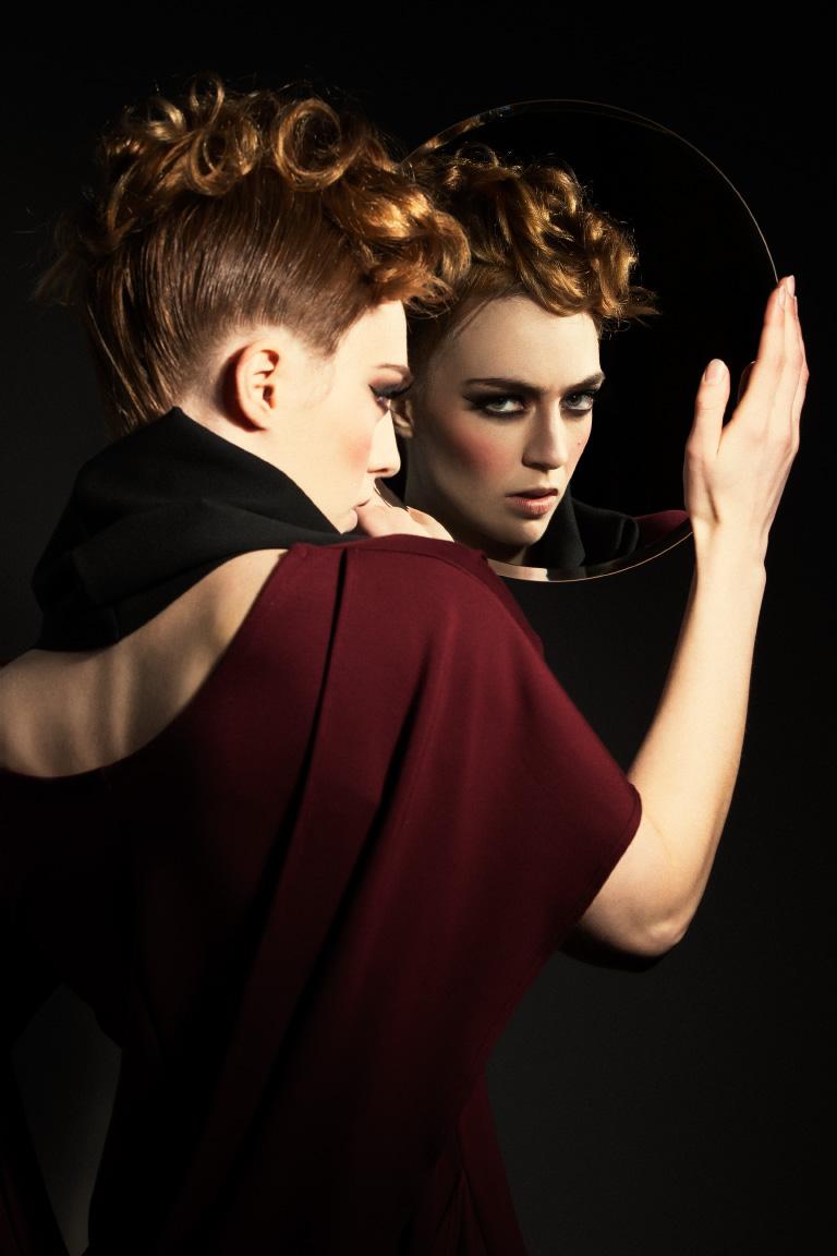 Photography:Robert Coppa Model: Katie van den Bos Hair: Leslie Henshaw Makeup: Amy Capeda