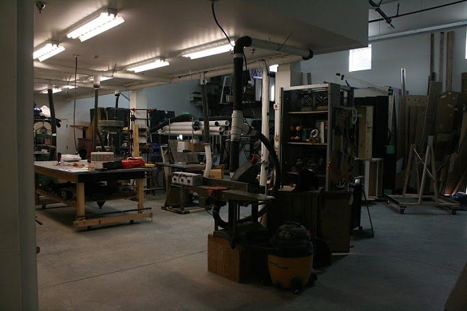 Whidbey Telecom / Henny Family Technical Center and Scene Shop