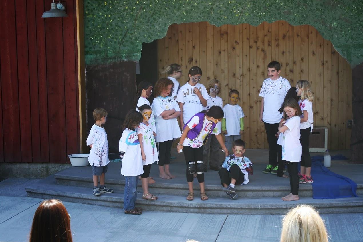 Stagecraft Camp