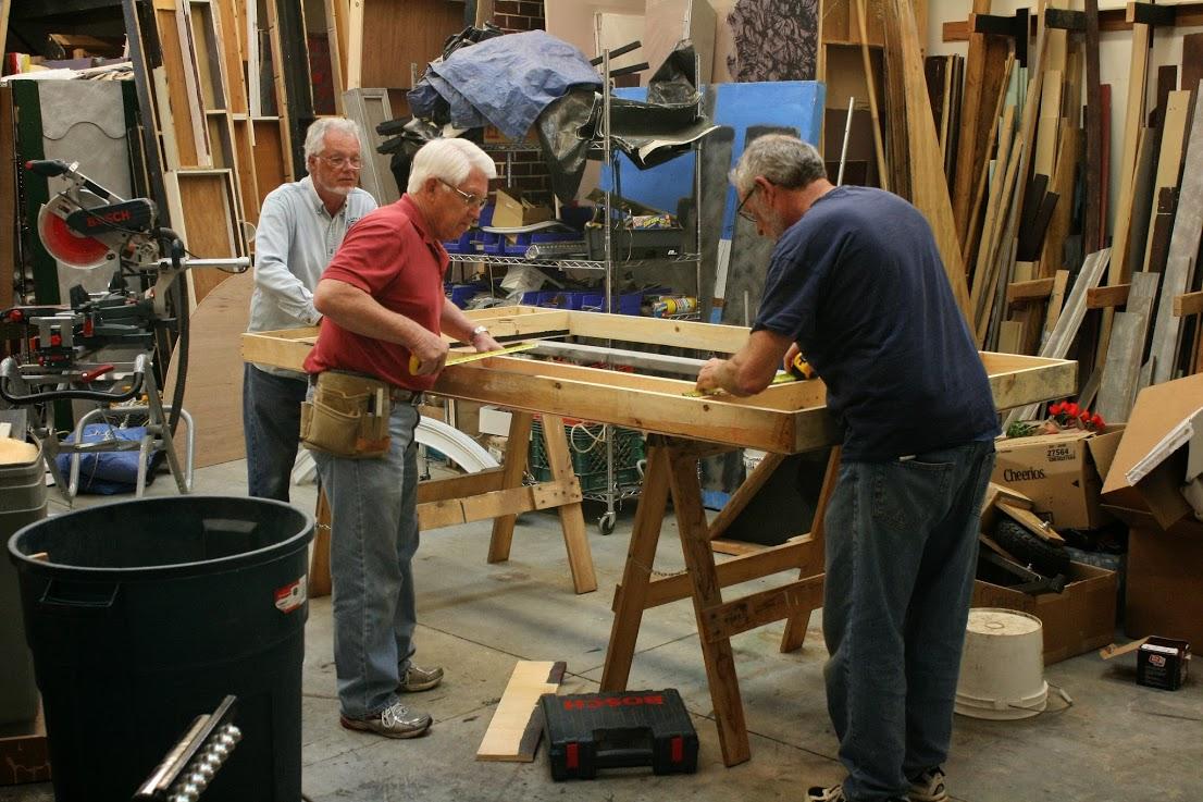 Scene Shop Volunteers