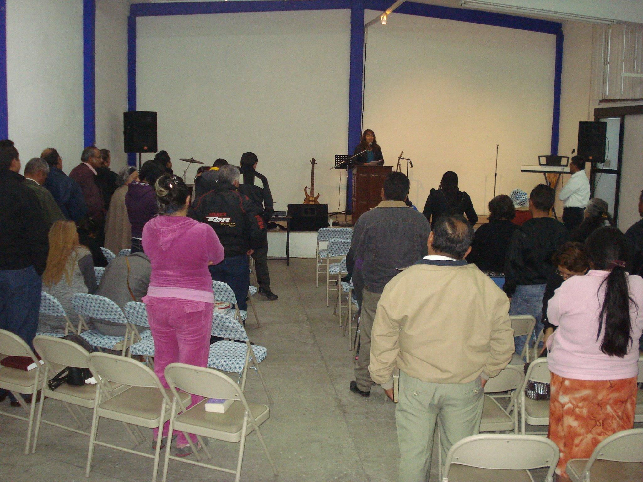 Alliance Prayer Meeting 3-25-14