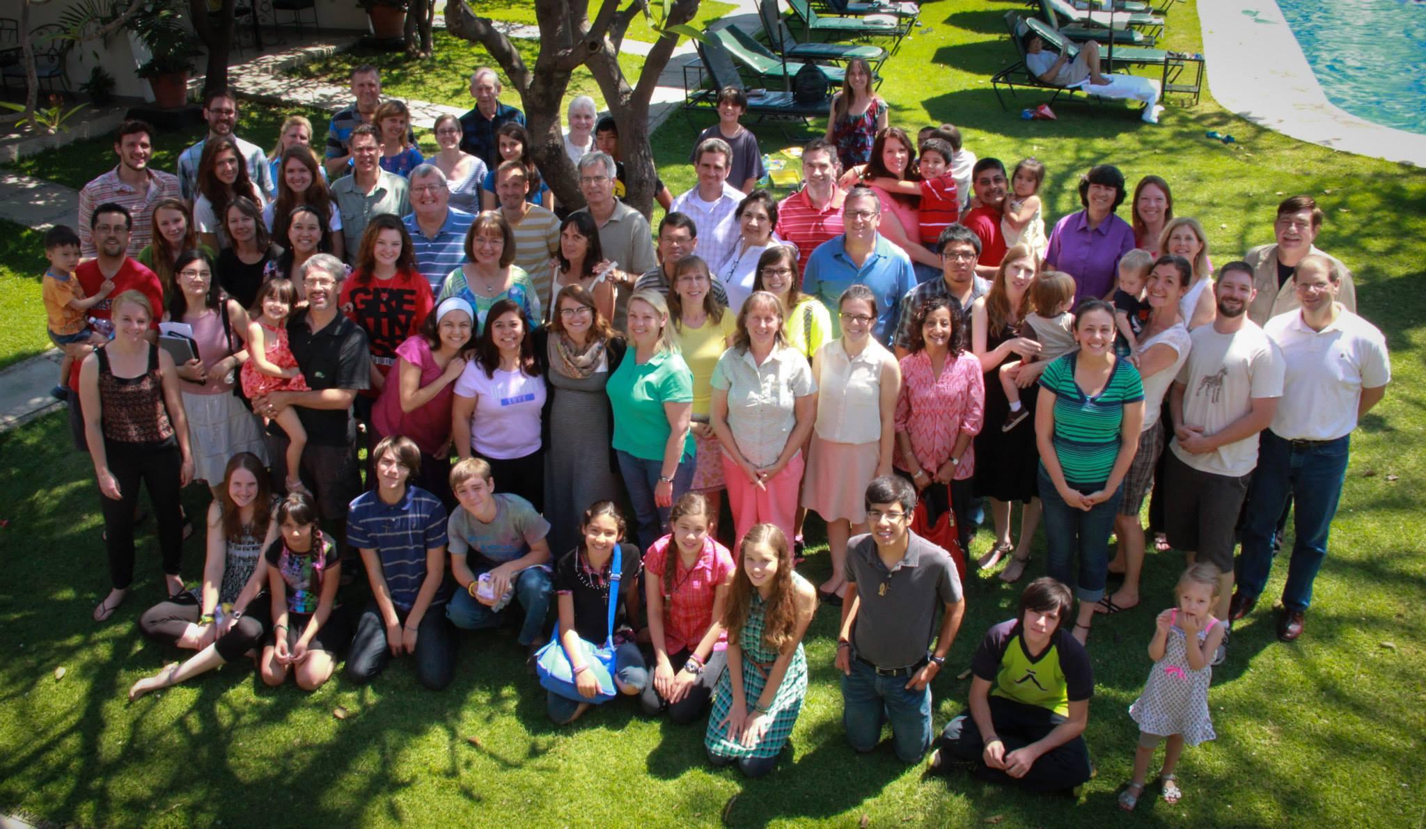 LAM/UWM Mexico Retreat 2014