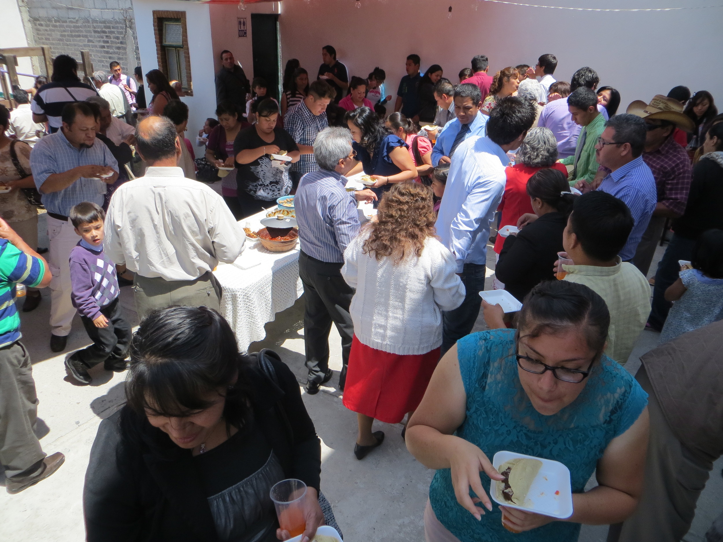 Easter Sunday Food & Fellowship