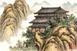 The Dragon Gate Inn by Jinghua Gao Dalia