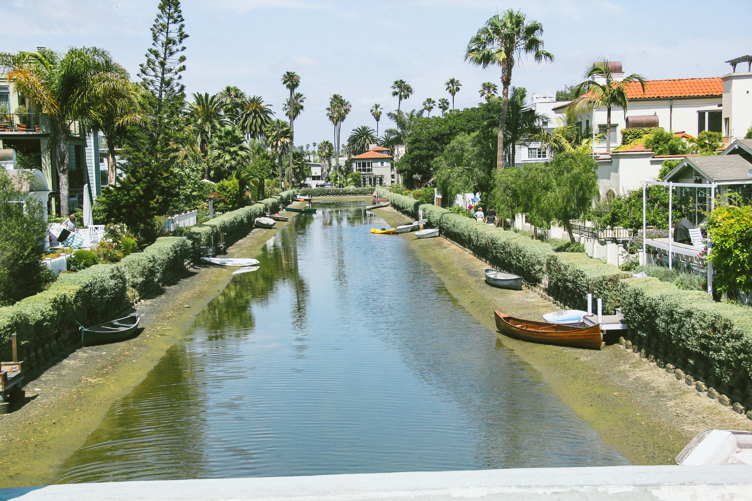 Venice Canals!
