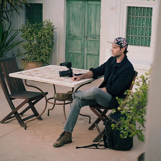 Looking forward to these next few days in Tunisia! 🇹🇳 Currently doing some location scouting on the island of Djerba before traveling around the entire country. If you live in Tunisia or have visited before, hit me up! For more of our Tunisian experience, check out my IG stories. 📷: @jakeviramontez