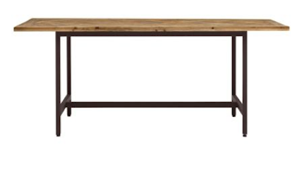 glicksfurniture avalon pine and steel 180 x 90 $899.png