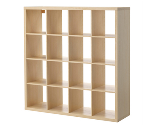 Kallax Shelving unit (used to be Expidit)