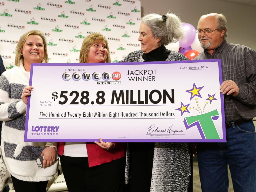 This family were the recent winners of 1/3rd of PowerBall jackpot that soared to over $15 billion dollars - and they were immediately thrusted into the spotlight, even appearing on the Today show the morning of their win.