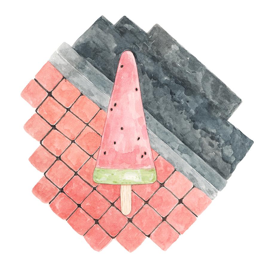 Justine-Wong-Illustration-21-Days-in-Japan-Chofu-Watermelon-Popsicle.jpg