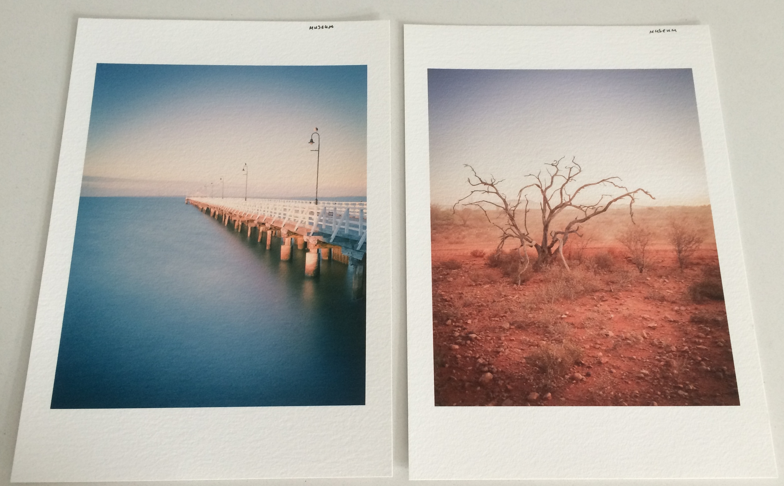 Shorncliffe Pier and The Red Centre on Museum