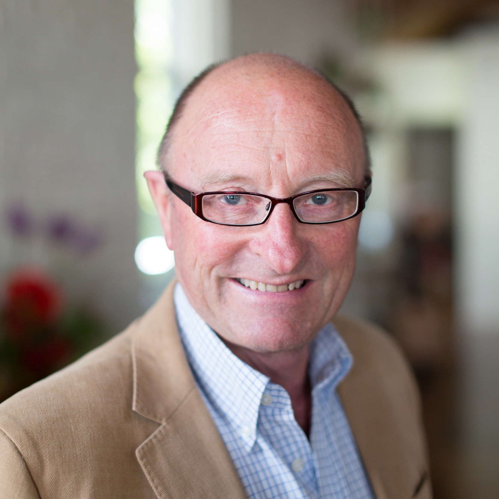 Steve Kline of Wine Agent