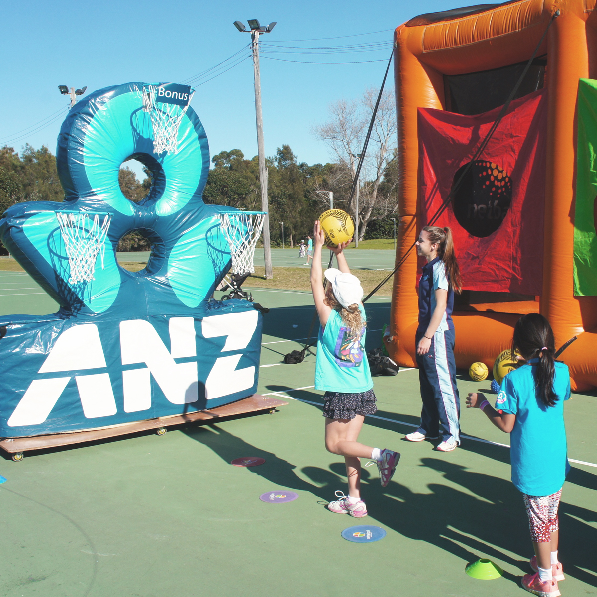 ANZ Netball Nation