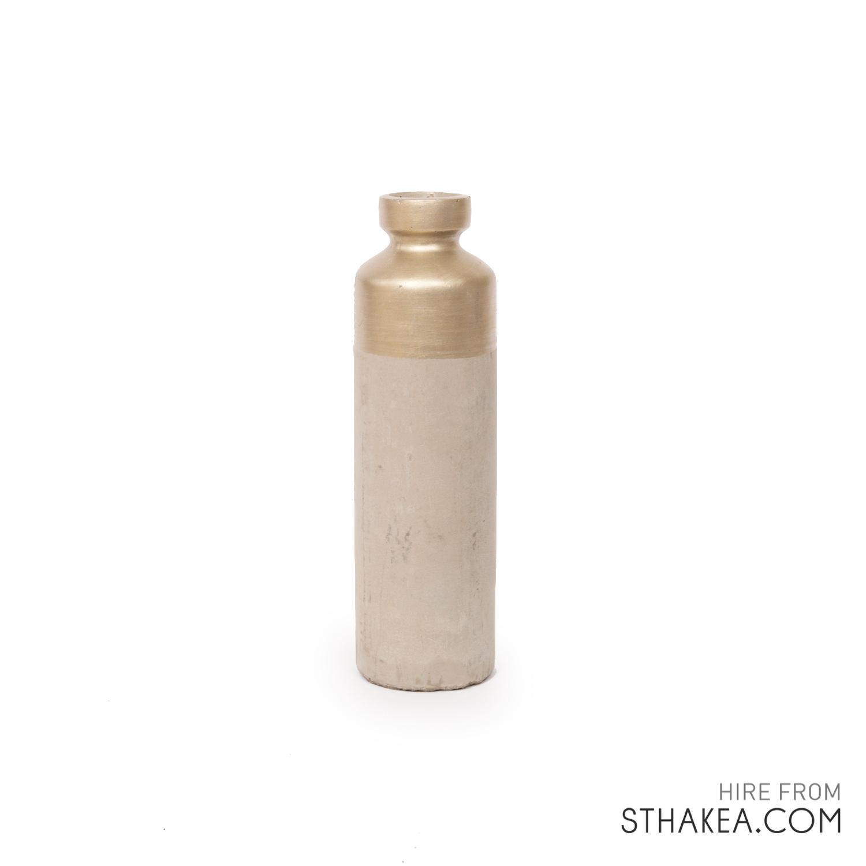 St Hakea Melbourne Hire Tall Concrete Vase.jpg