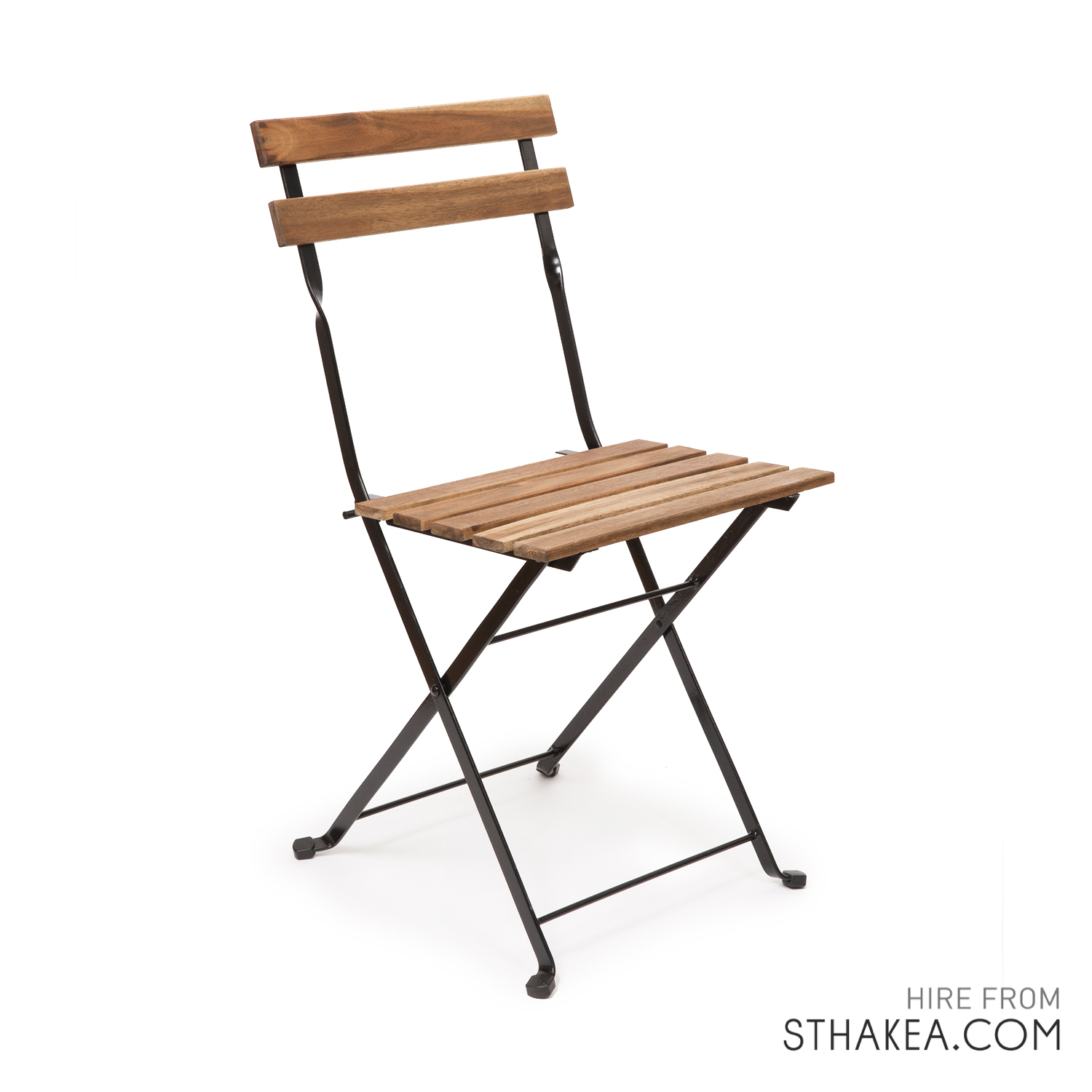 St Hakea Melbourne Event Hire Timber Folding Chair.jpg