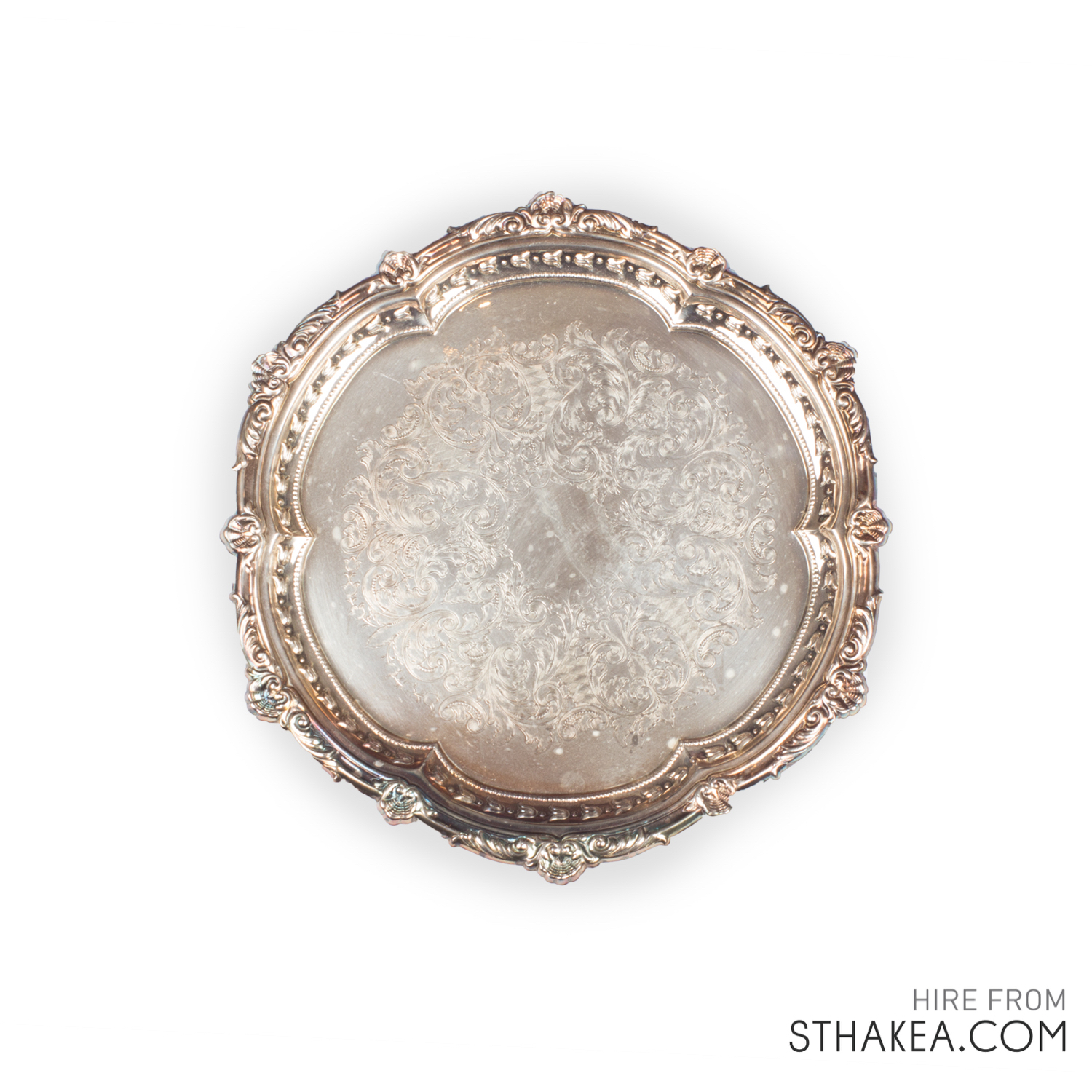 St Hakea Melbourne Event Hire Antique Silver Tray.jpg