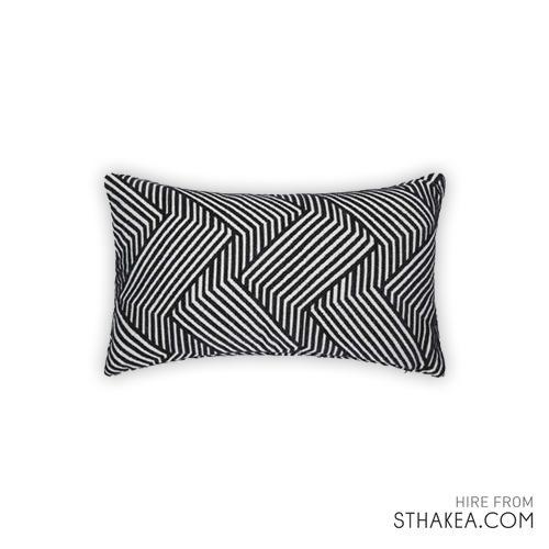 St Hakea Melbourne Event Hire Black White Cushion.jpg