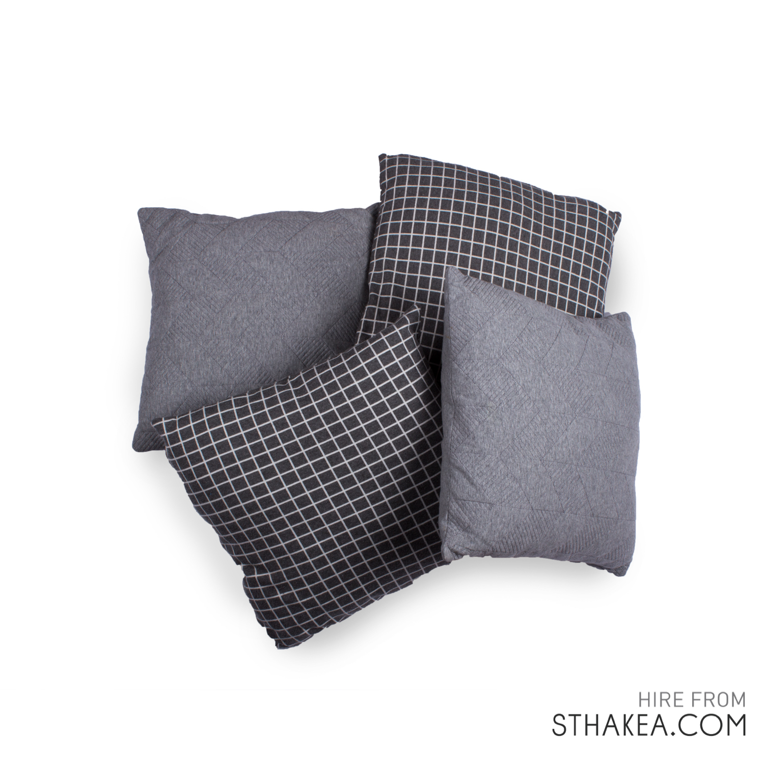 St Hakea Melbourne Event Hire Grey Thow Cushions.jpg