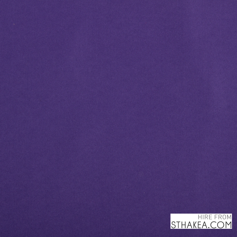 St Hakea Melbourne Event Hire 6 foot Purple Tablecloth.jpg