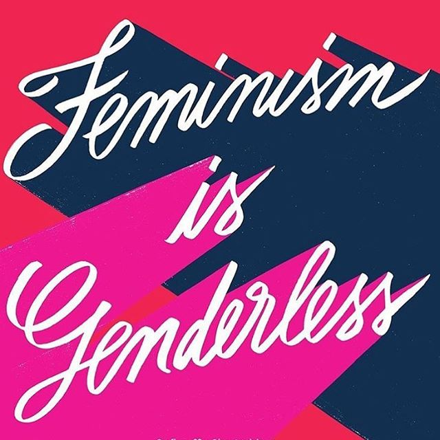 How is it that the name 'feminist' often has negative associations? And we rarely hear men refer to themselves as feminists? Equality should be everyone's fight #internationalwomensday #iwd2019