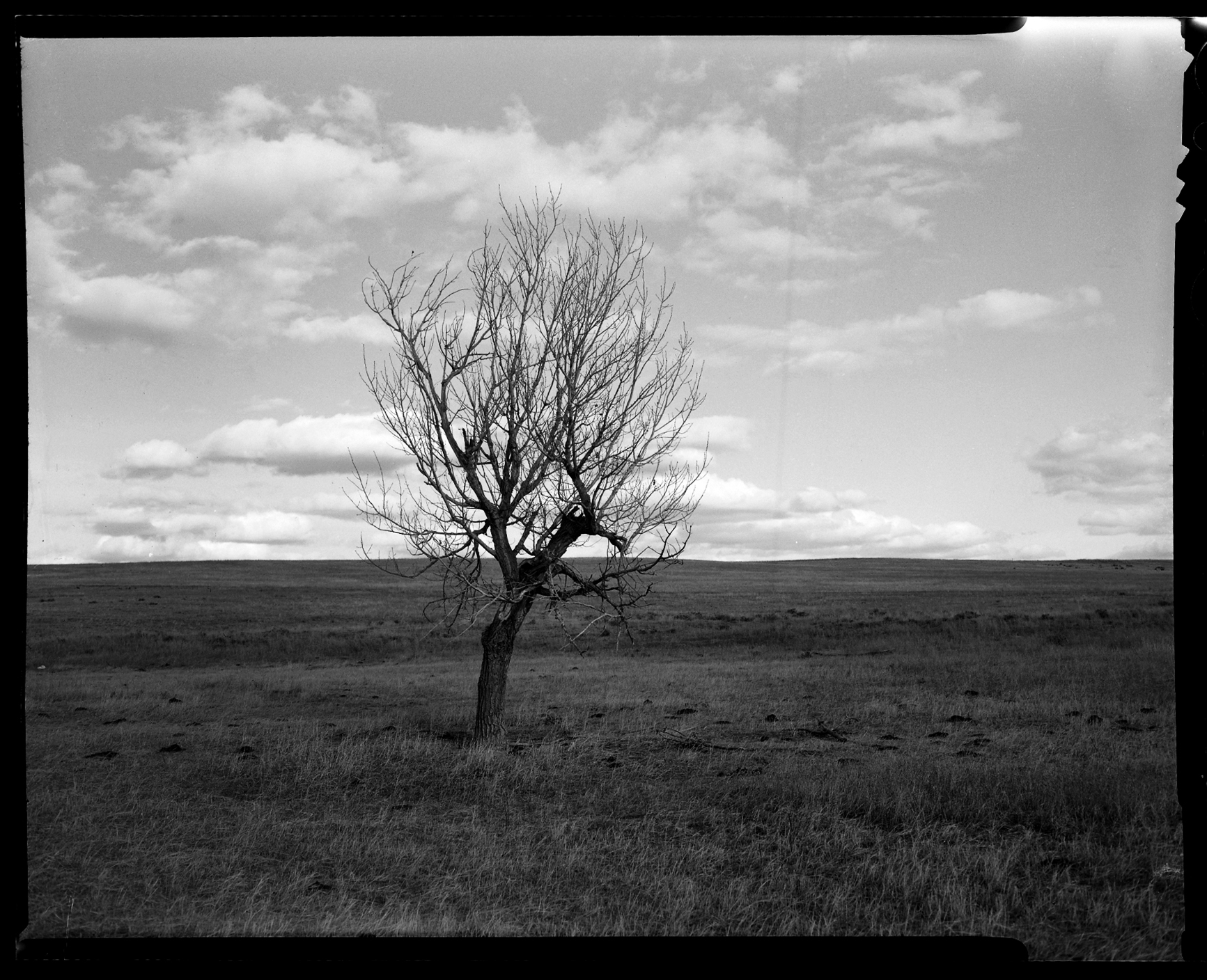 Adon Road, Gillette, Wyoming