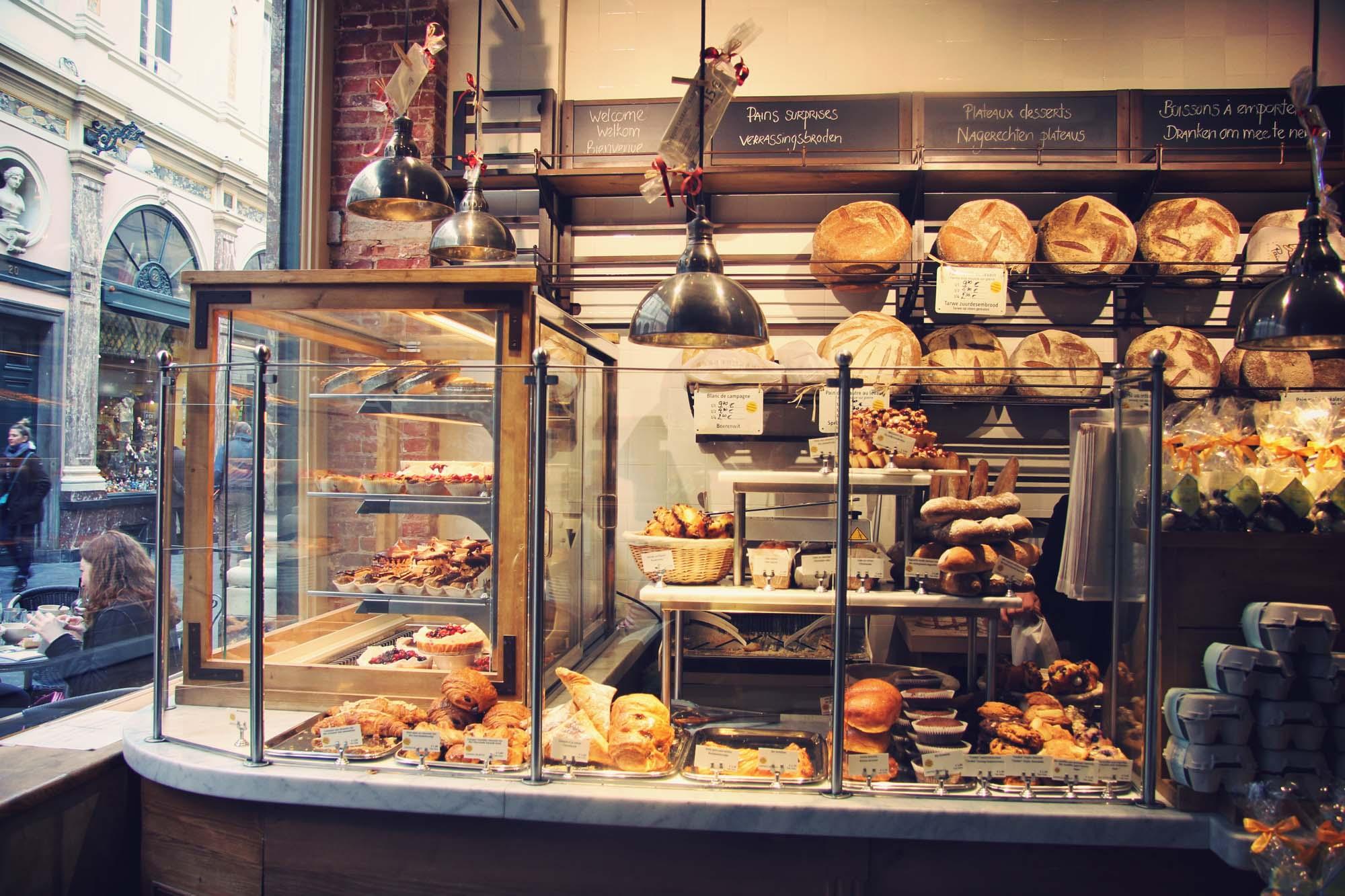 Le Pain Quotidien, à Bruxelles - TravelGuide - www.theflyingflour.com