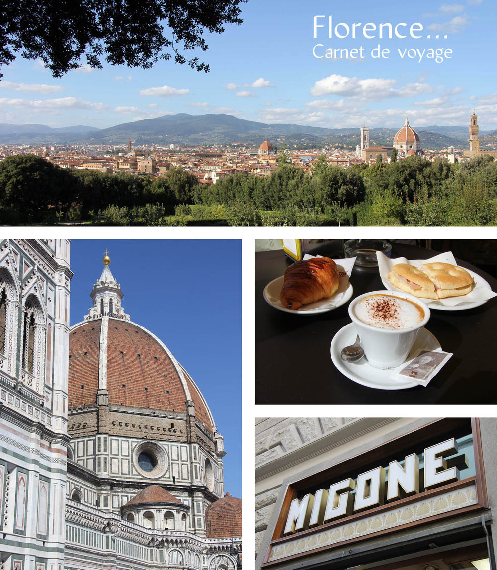 Florence - City Guide | www.theflyingflour.com