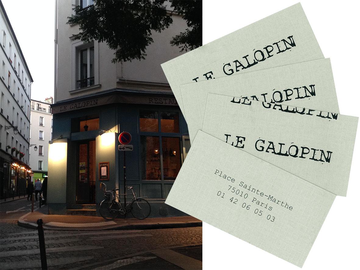Le Galopin (Paris 75010) | www.theflyingflour.com