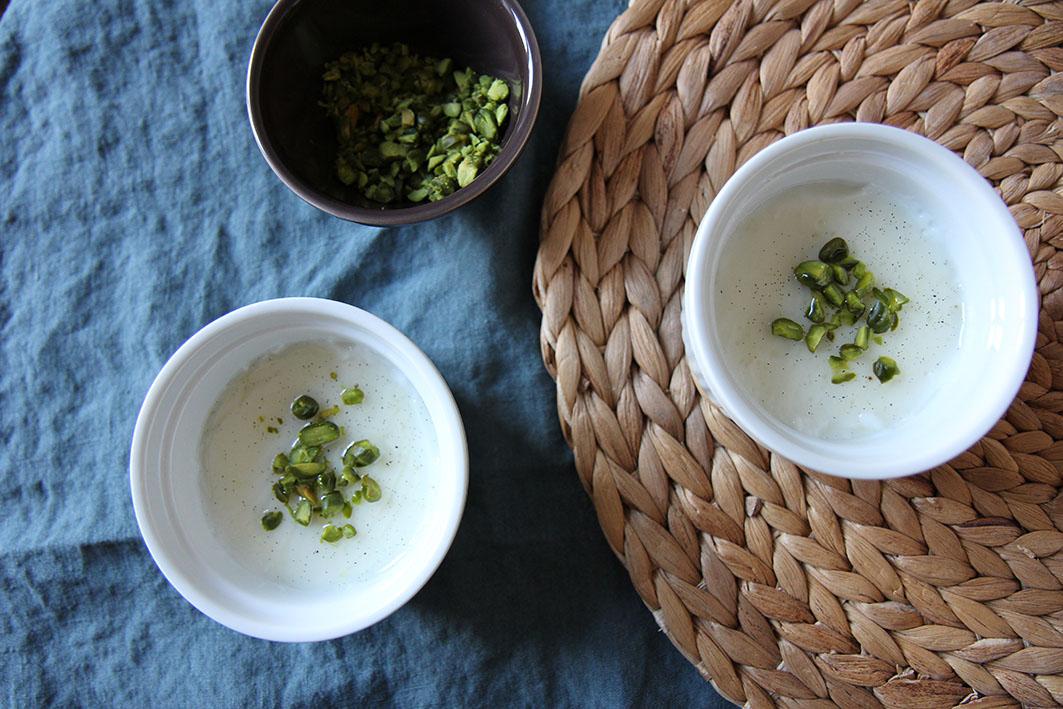 Muhalabieh, fleur d'oranger | www.theflyingflour.com