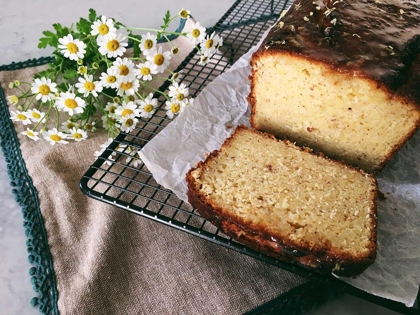Cake citron - © The Flying Flour