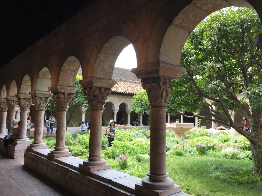 The Met Cloisters, NYC | Photo credit: Rose Spaziani