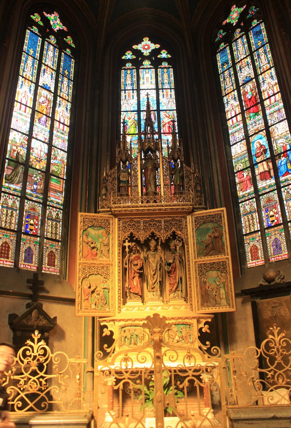 St. Wenceslas Chapel   Photo credit: Rose Spaziani