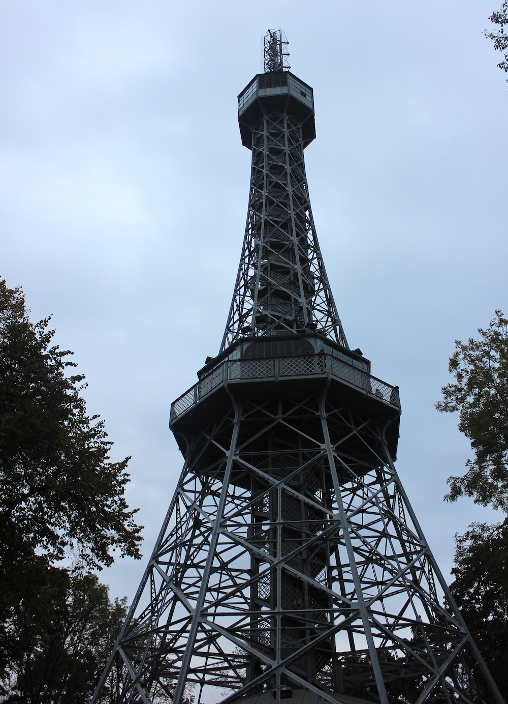 Petrin Lookout Tower | Photo credit: Rose Spaziani