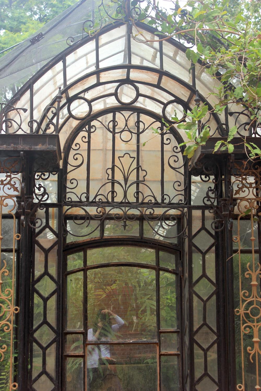 Hothouse,Carlos Thays Botanical Garden | Photo credit: Rose Spaziani