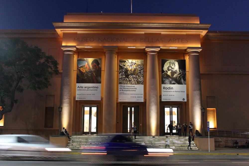 Museo Nacional de Bellas Artes, Buenos Aires | Photo credit: Rose Spaziani
