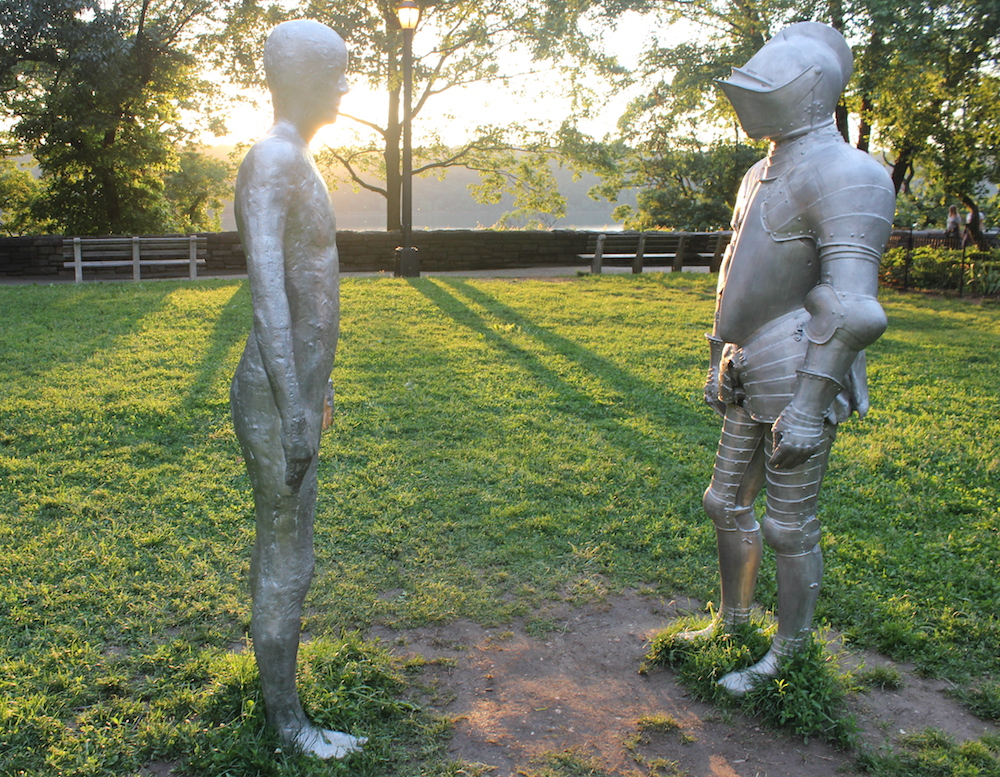 ARMORS at Fort Tryon Park, NYC | Photo credit: Rose Spaziani