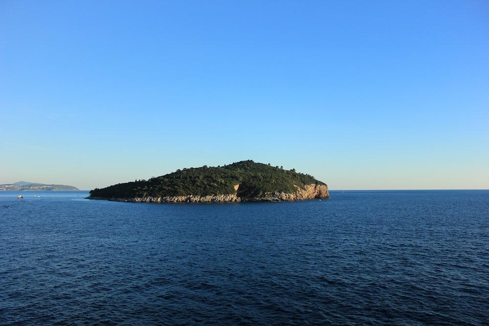 Lokrum island near Dubrovnik, Croatia   Photo credit: Rose Spaziani