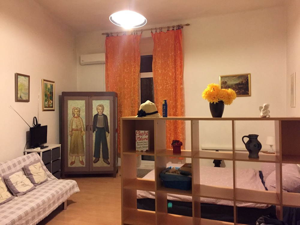 Apartment in Split, Croatia | Photo credit: Rose Spaziani