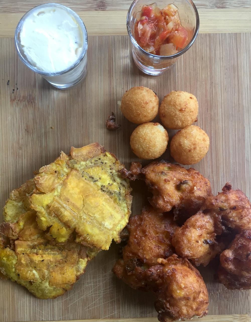 Eating My Way Through Cartagena Colombia Travelerose